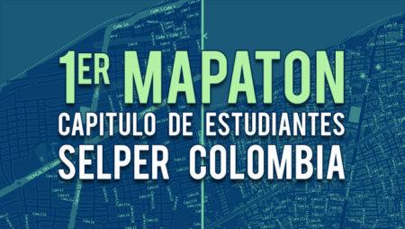 Primer Mapatón Proyecto Missing Maps del Capítulo de Estudiantes Selper Colombia