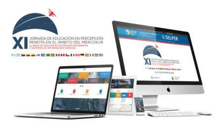 Conozca toda la información de la XI Jornada de Educación en Percepción Remota y Geotecnologías en el ámbito del Mercosur