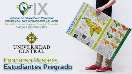 Concurso Posters Estudiantes Pregrado – IX Jornadas de Educación – Selper Colombia 2019