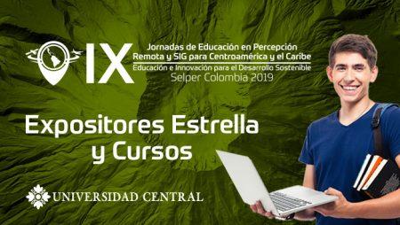 Expositores y Cursos – IX Jornadas de Educación – Selper Colombia 2019